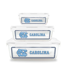 Official NCAA Glass Food Containersr