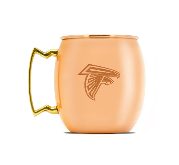 Official NFL 24oz Moscow Mule Mug