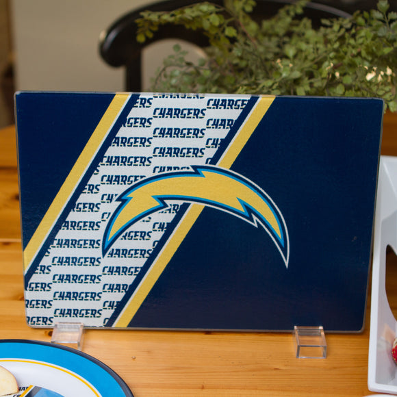 NFL Glass Cutting Boards