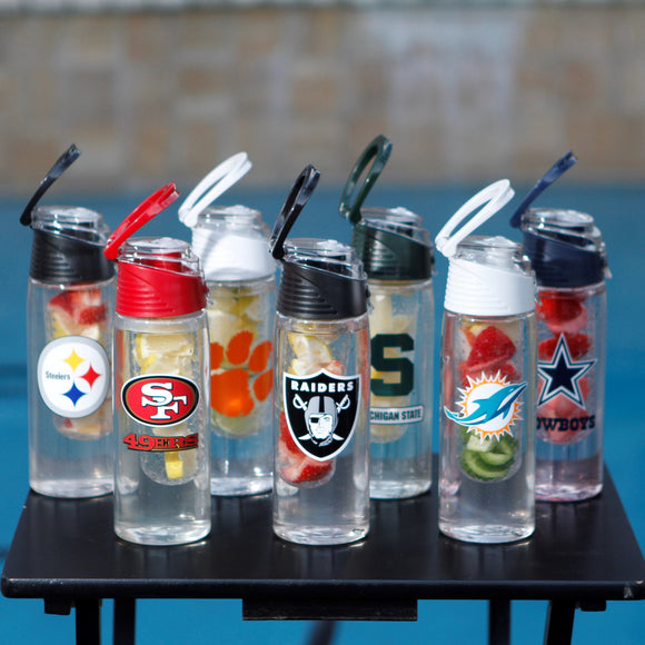 NFL Infuser Bottle