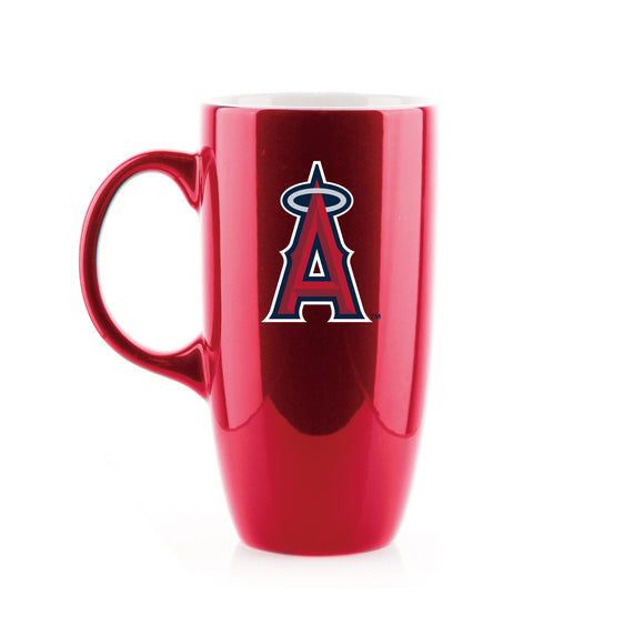 Official MLB Tall Ceramic Bistro Mugs