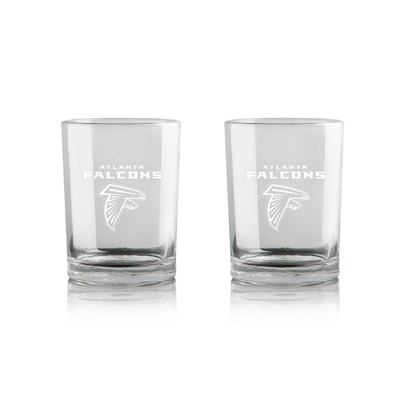 Official NFL Rocks Glass Set