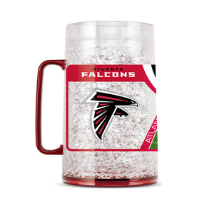 NFL Crystal Freezer Monster Mug