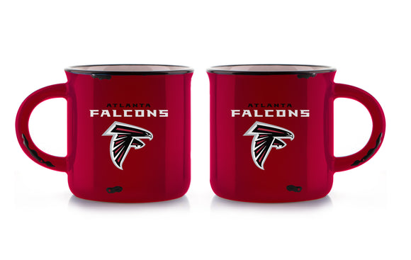 Official NFL Ceramic Vintage Mugs