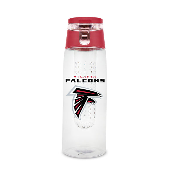 Official NFL Infuser Water Bottle