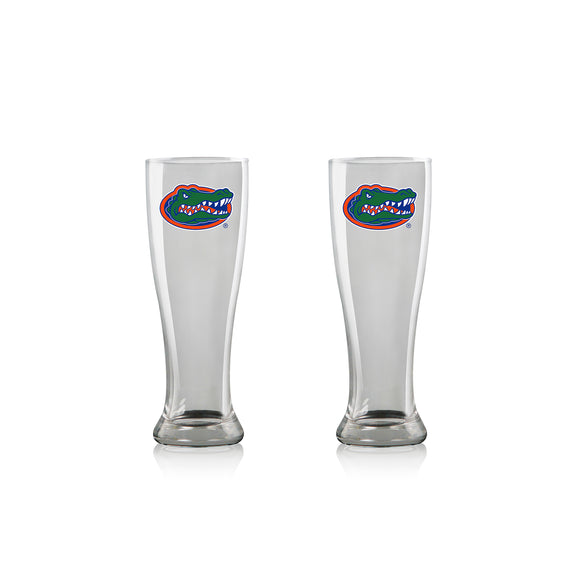 Official NCAA Pilsner Glass Set