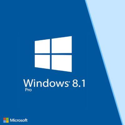 Windows 8.1 Professional 32/64-bit Product Key Digital license