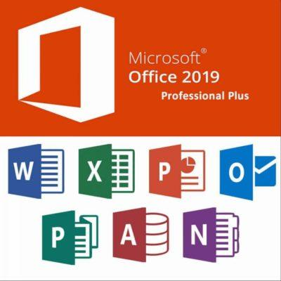 Premium Microsoft Office Professional Plus 2019 Product Key License FPP Retail
