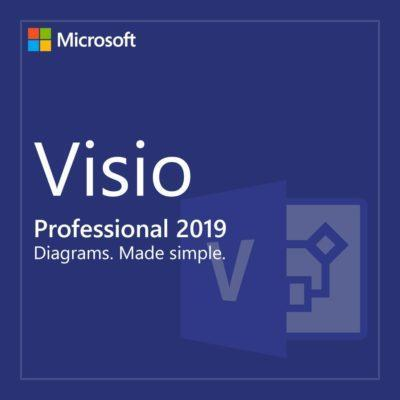 Microsoft Visio Professional 2019 Product Key