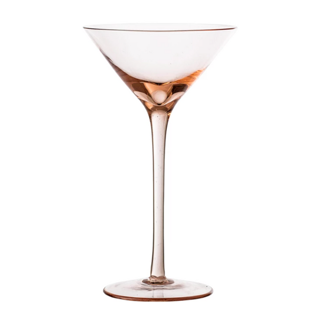 BLOOMINGVILLE - superbe verre à cocktail - rose