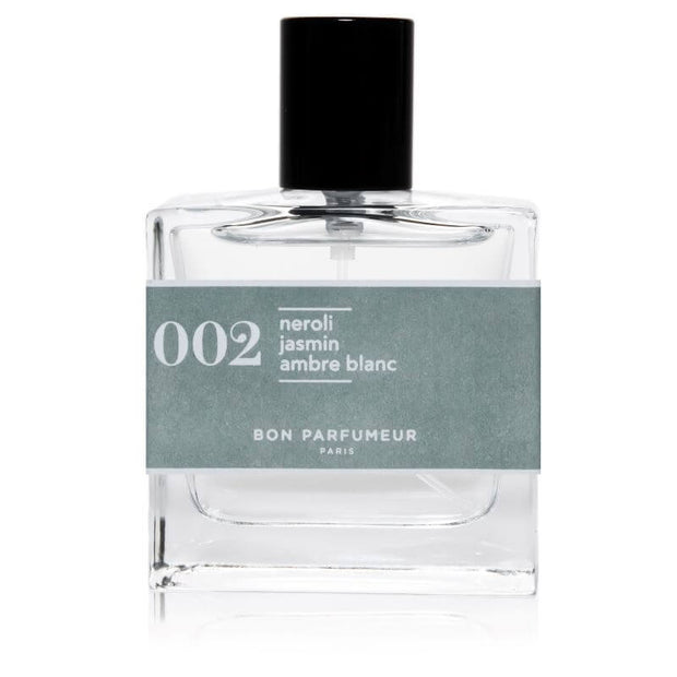 Bon Parfumeur - 002 - Neroli, Jasmin & Ambre Blanc - parfum mixte made in France