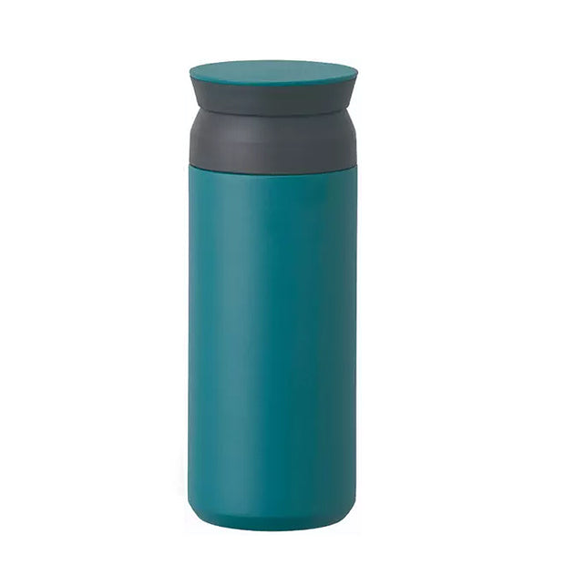 Bouteille isolante travel tumbler - turquoise