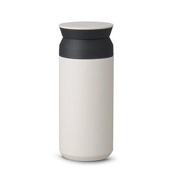 Bouteille isolante Travel tumbler - Blanc 500ml