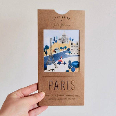 city guide Paris