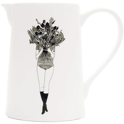 "Carafe ""Flower girl"""