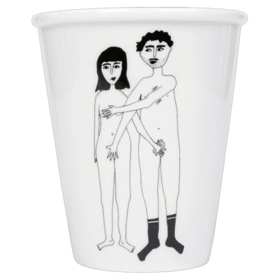 "Tasse ""Naked couple"""