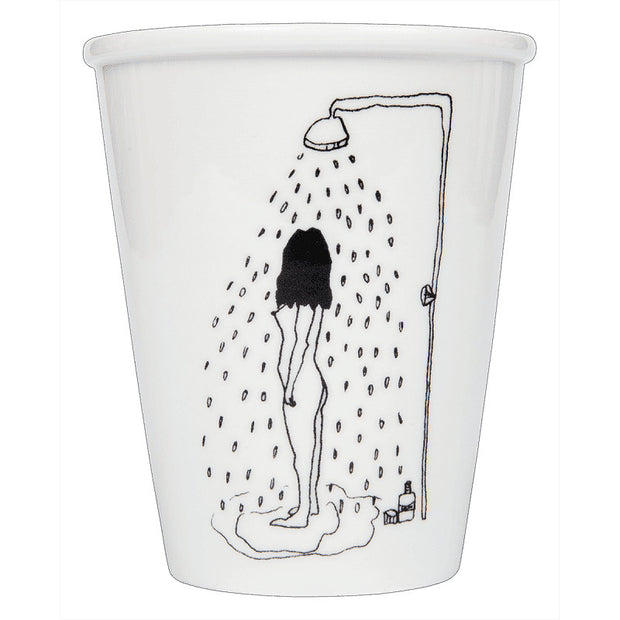 "Tasse ""Shower girl"""
