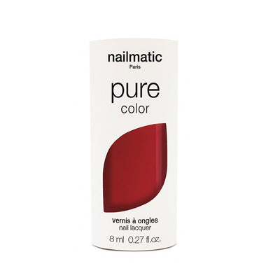NAILMATIC - Vernis Dita rouge - Vernis biosourcé