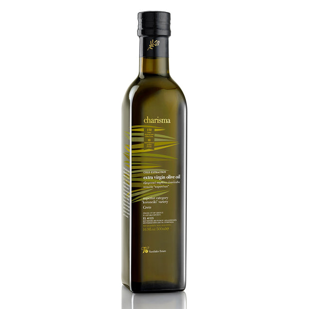 "Huile d'olive - ""Charisma"" 500ml"