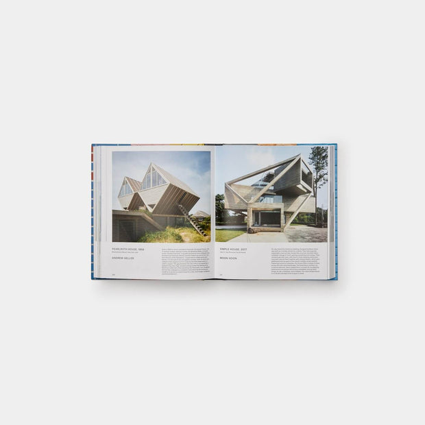 EDITIONS PHAIDON FRANCE - Livre d'architecture - Maisons