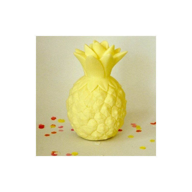 petite veilleuse ananas jaune a little lovely company
