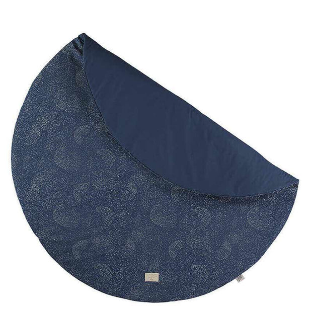 Tapis de jeu - Gold Bubble/Night Blue
