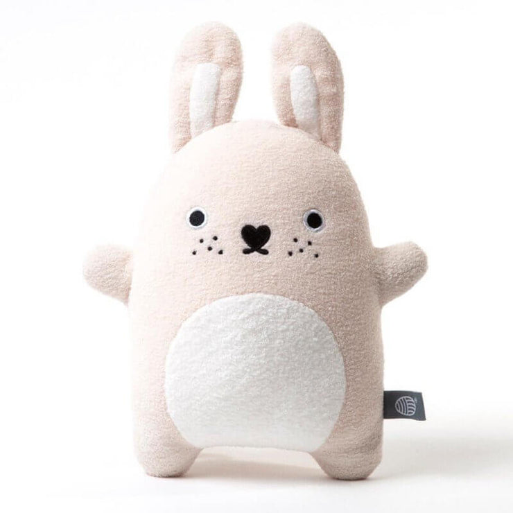 Doudou Ricemonster lapin crème - Noodoll
