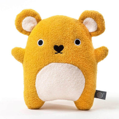 Doudou ourson jaune Rice cracker - Noodoll