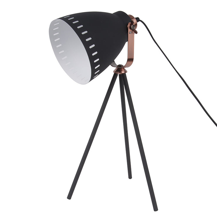 Lampe de bureau Mingle - Noir