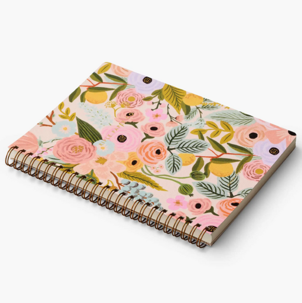 RIFLE PAPER CO - carnet a spirale - Garden Party