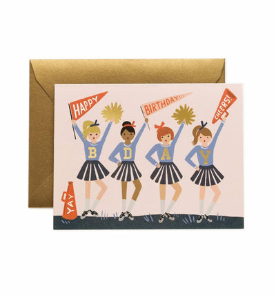 Carte de voeux - Birthday Cheer