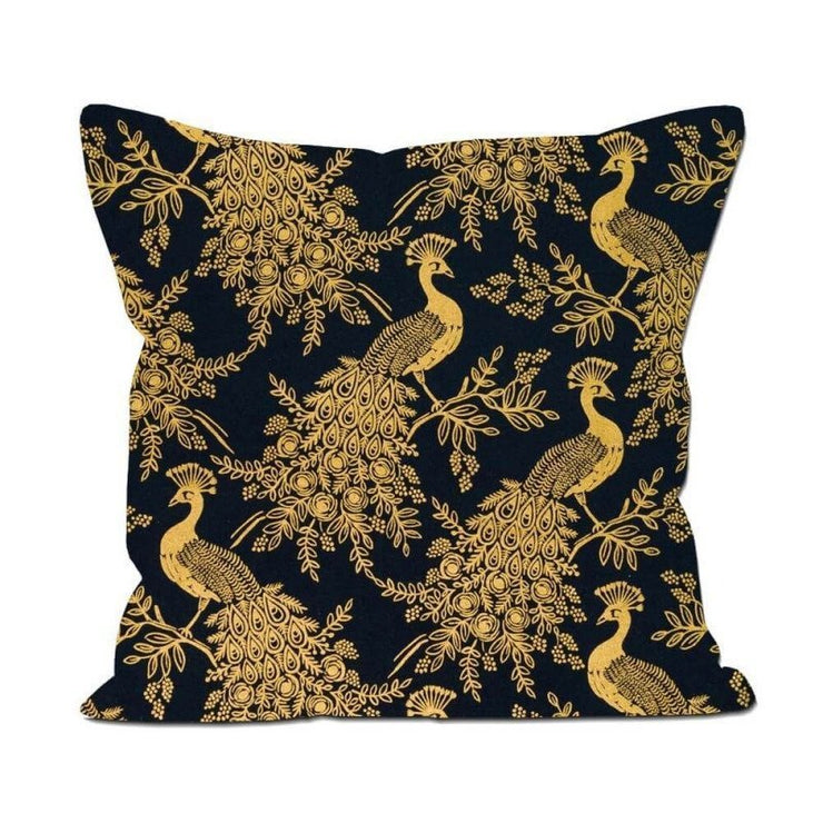 Coussin 60x60 - Peacock