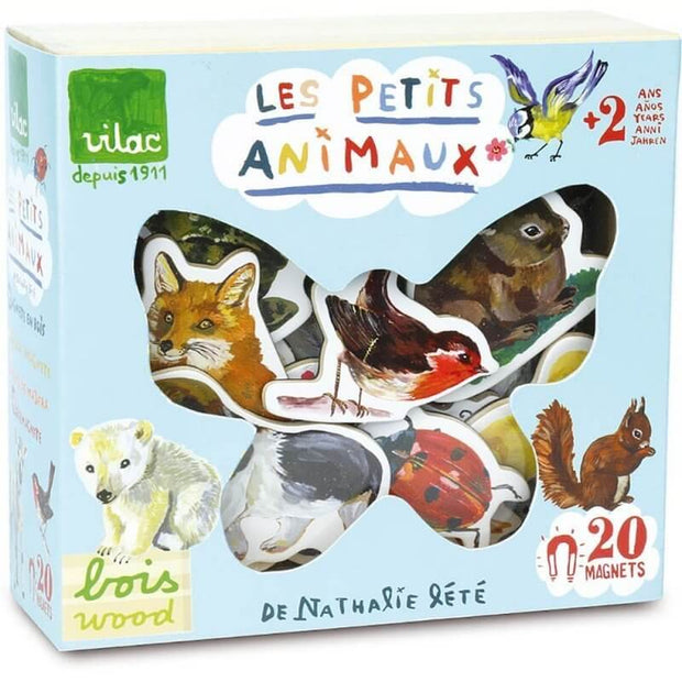Vilac - Magnets Nathalie Lété animaux