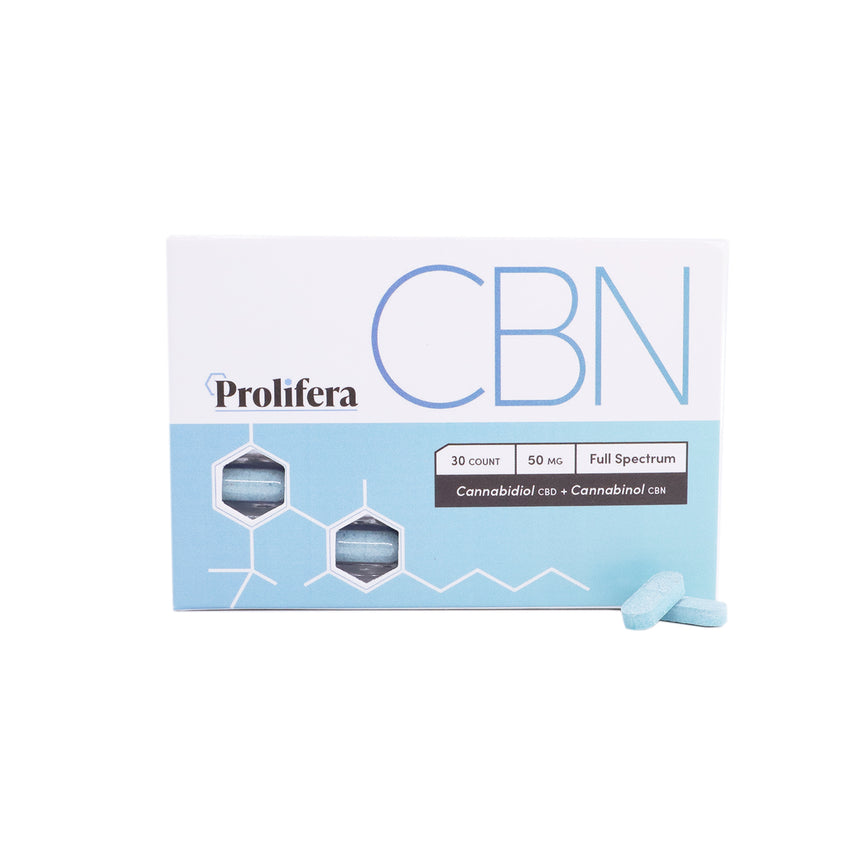 CBD+CBN Instant Release Tablets