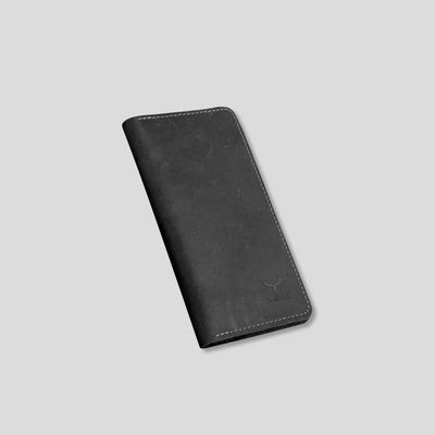 HEDGES LEATHER BIFOLD WALLET