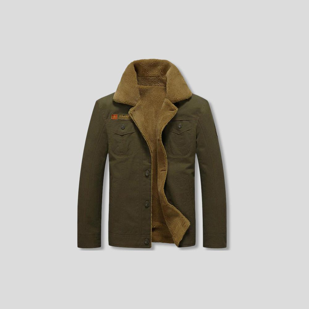 BARRETT FLEECE JACKET