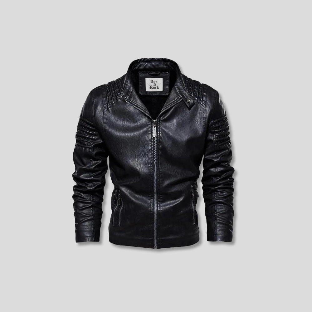 YORKE RIDER LEATHER JACKET