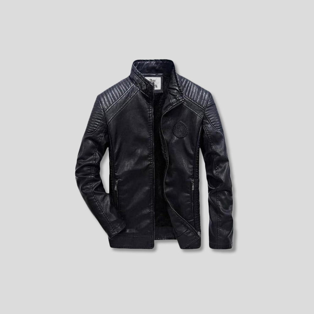 ROTH LEATHER JACKET