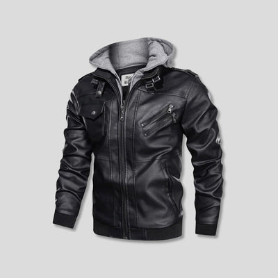 PITTS LEATHER JACKET