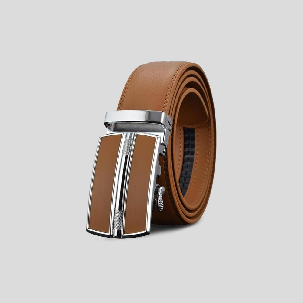 CHROME MISSION LEATHER BELT