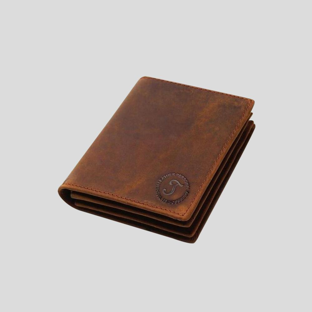 BRYAN LEATHER WALLET