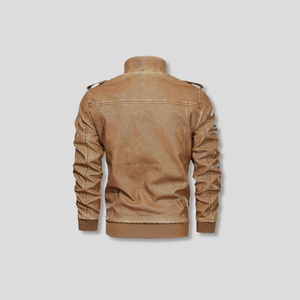 QUINE LEATHER JACKET