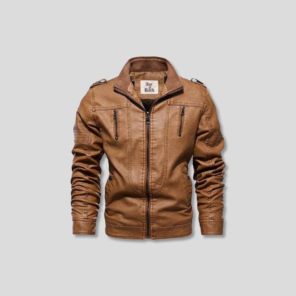 HOWE LEATHER JACKET