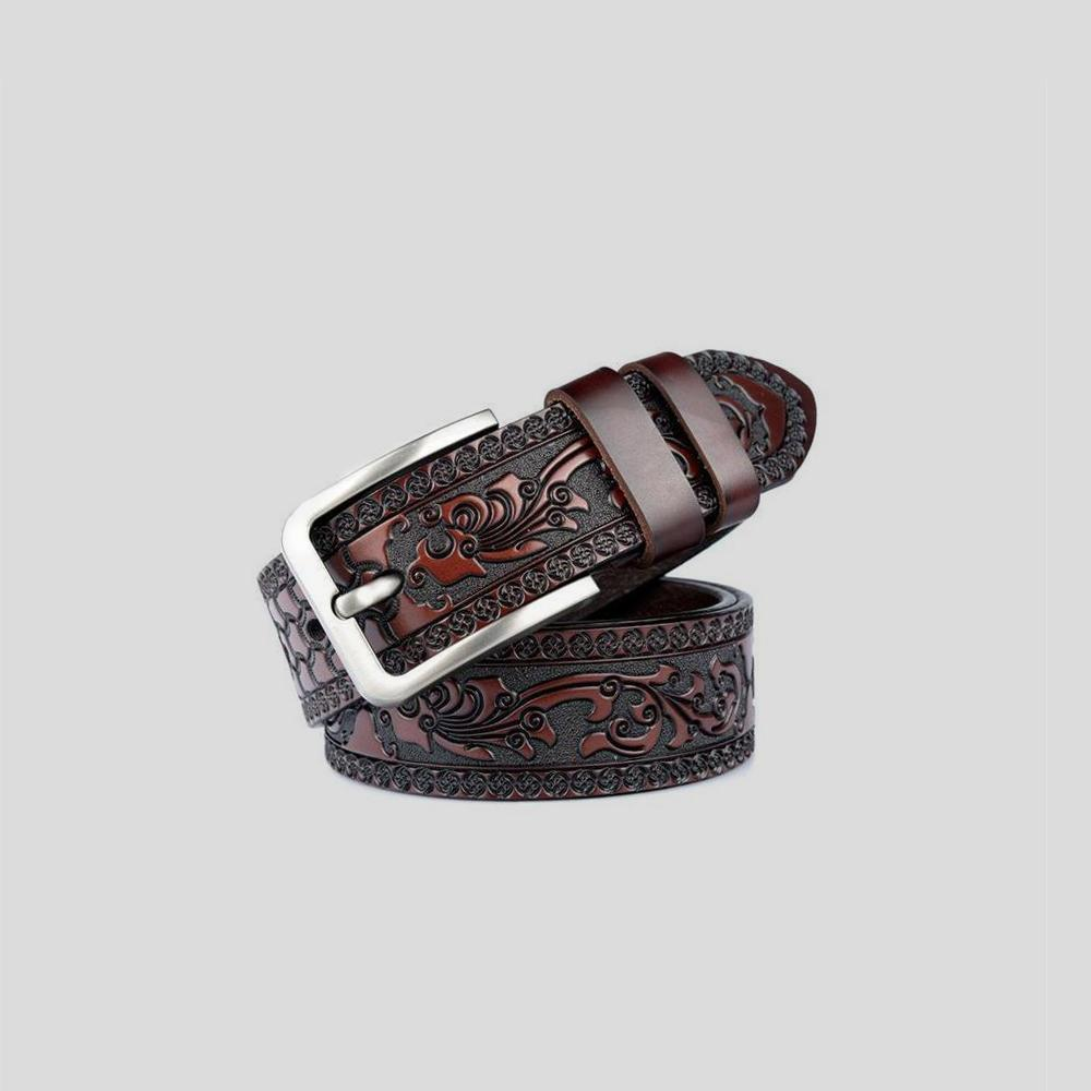 MICK LEATHER BELT