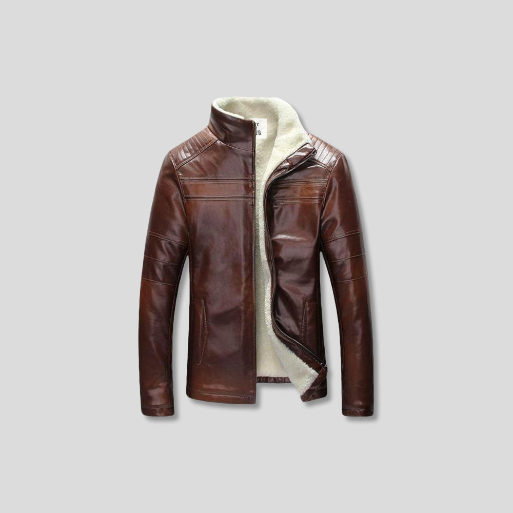 MCKEE LEATHER JACKET