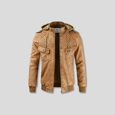 IVARSSON LEATHER JACKET