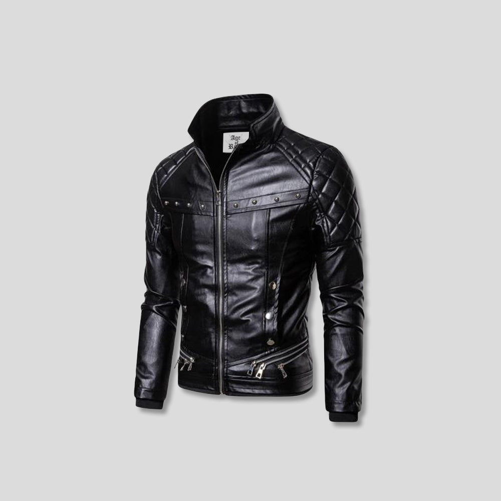 HICKS LEATHER JACKET