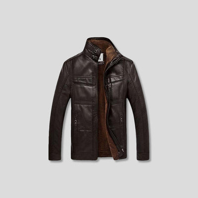 DEDERER LEATHER JACKET