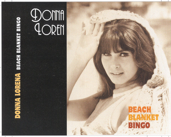 Quot The Very Best Of Donna Loren Beach Blanket Bingo Quot Cd