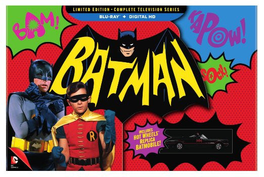 Batman: The Complete Television Series (Limited Edition) [Blu-ray]